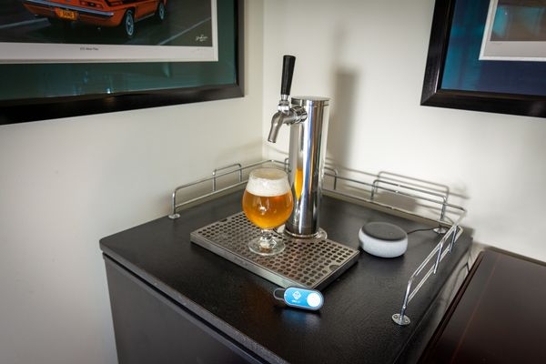 Kegerator Analytics with IoT, DynamoDB, Lambda, and Alexa